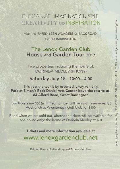 The Lenox Garden Club